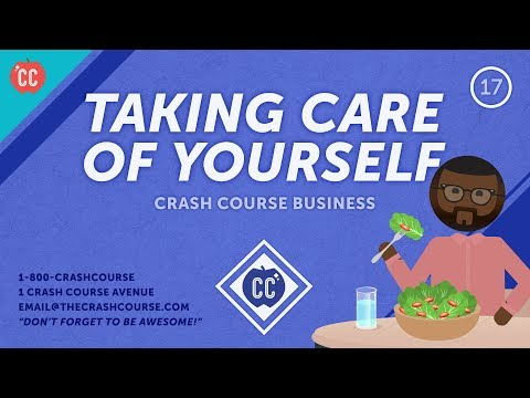 How to Avoid Burnout: Crash Course Business Soft Skills #17