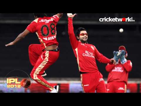Cricket Video  Gayle, De Villers Break IPL 2012 Record, Bangalore Beat Kings XI  Cricket World TV
