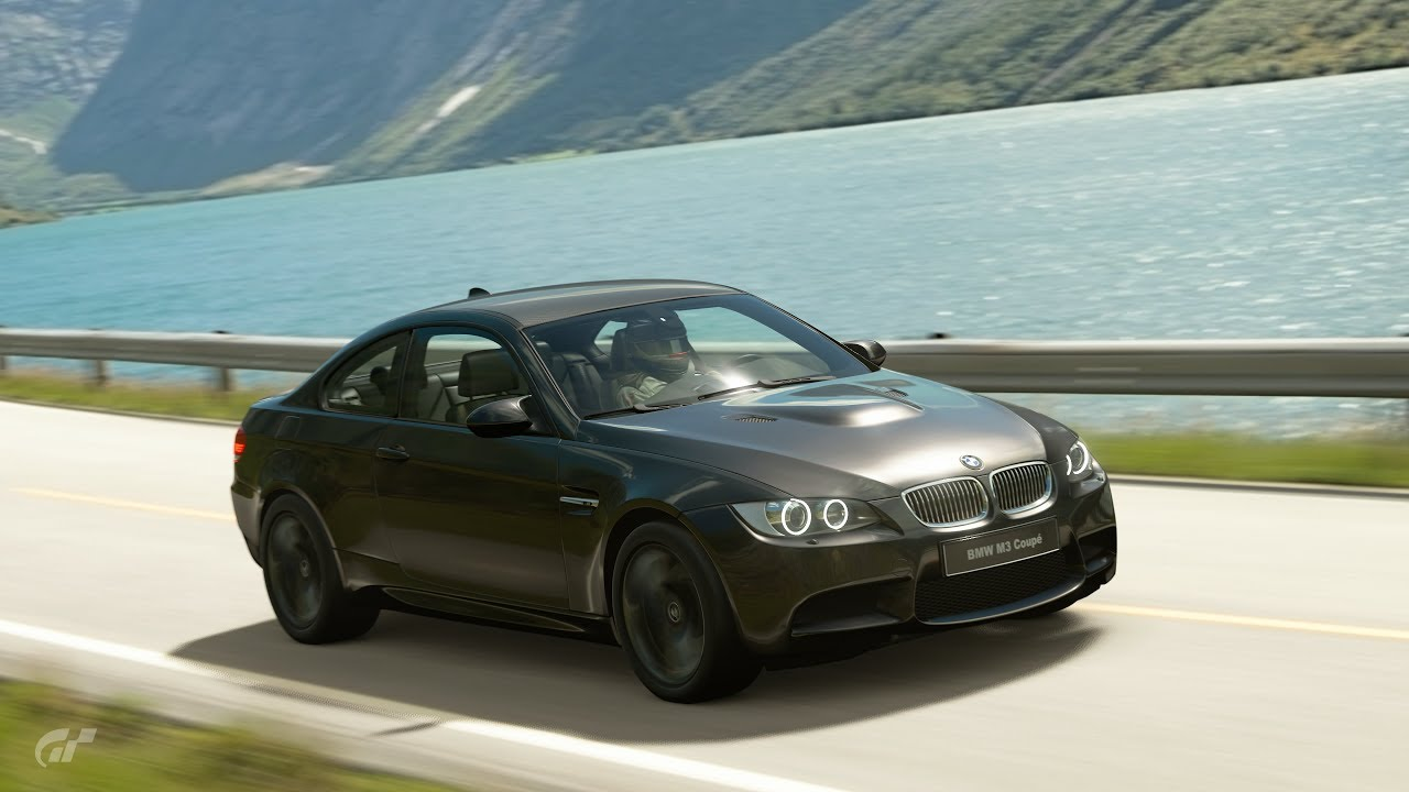 Gt Sport 1 31 Update Test Driving The All New Bmw M3 Coupe