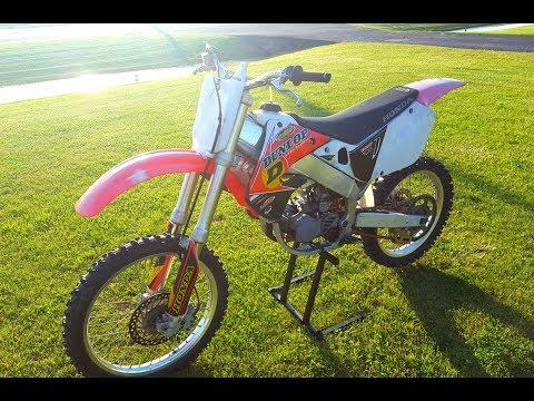 Honda Cr 125 For $300!!!