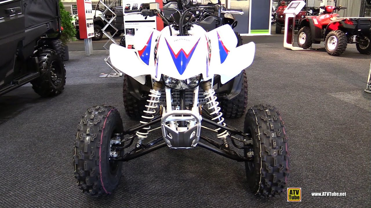 2015 Honda Trx 450r Racing Atv Walkaround 2014 Toronto