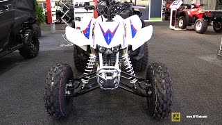 2015 Honda TRX 450R Racing ATV - Walkaround - 2014 Toronto Snowmobile & ATV Show