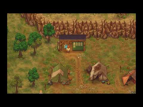 Graveyard Keeper - Game Of Crone: When in doubt, ask the skull |