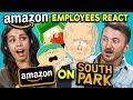 Amazon Employees React To Amazon Employees On South Park