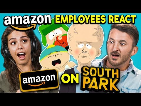 Amazon Employees React To Amazon Employees On South Park