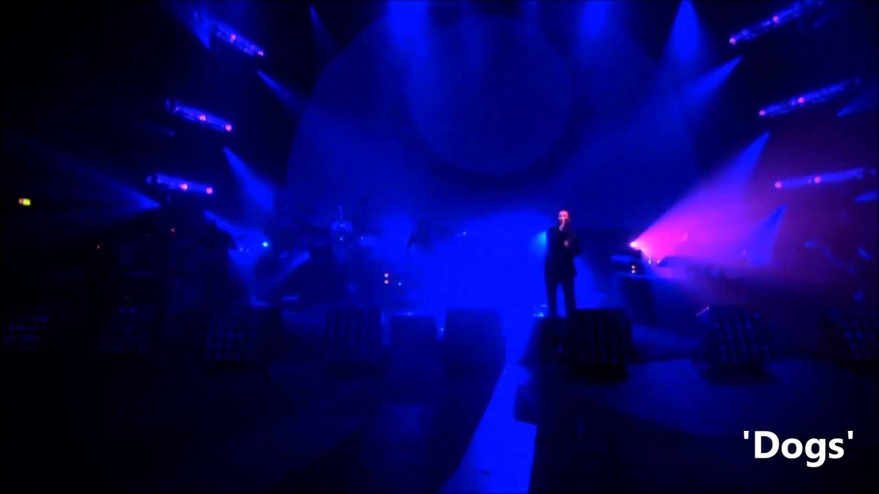 Alex McNamara, The Australian Pink Floyd Show (2010-2015)