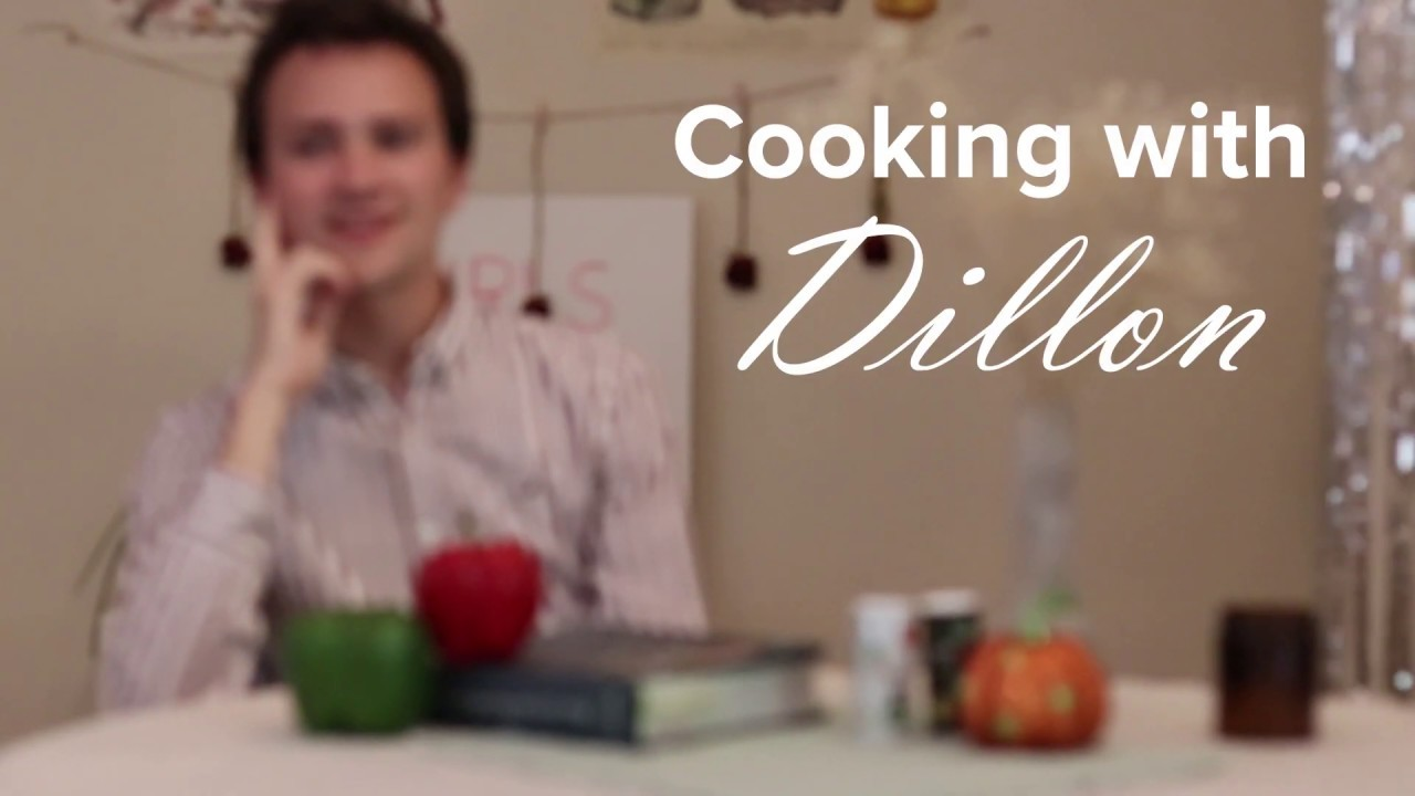 Cooking with Dillon: vegetarian breakfast taco