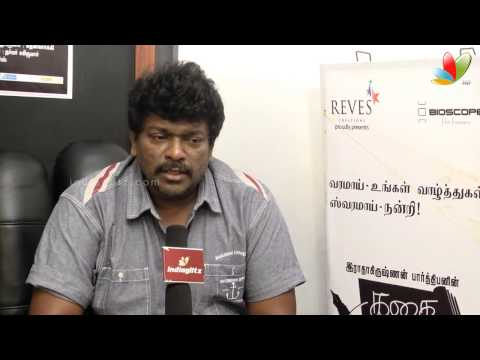 KTVI portrays the history and development of Tamil Cinema - R. Parthiepan | Interview