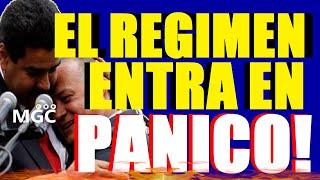 HACE 5 MINUTOS🔴 MADURO y DIOSDADO entra en PÁNICO! -EL MIEDO SE APODERA DEL CHAVISMO