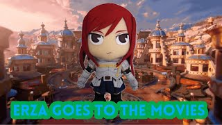The randomness shorts: Erza goes to the movies