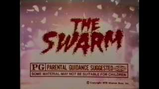 The Swarm 1978 TV trailer