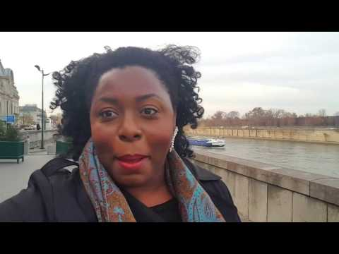 Europe Travel Vlog - Paris, Part 1