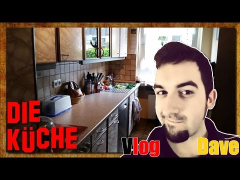 LIVING IN GERMANY | German Words For Things In The Kitchen - Die Küche! | ROOM TOUR | VlogDave