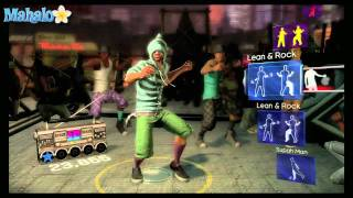 Dance Central - Crank That (Soulja Boy) - Easy Performance