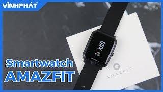 [Vĩnh Phát Mobile] Trên tay đồng hồ thông minh Xiaomi Amazfit Bip Smart Watch Youth Edition