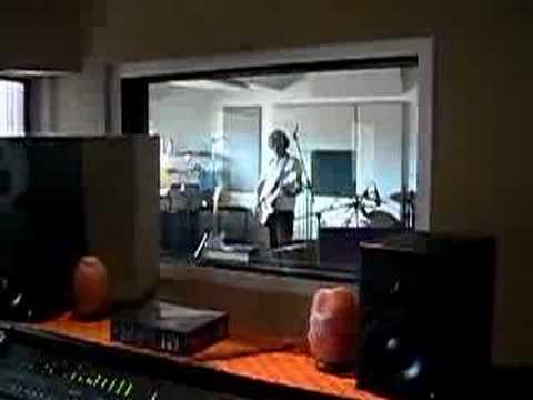La Banda Municipal del Polo Norte en el estudio