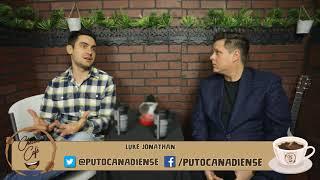 Checo´s Café Ep 3.- Entrevista a Luke Jonathan.