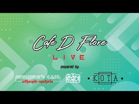 Chillout Music || Deep House on Café D'Floré LIVE @ Brushinos Cafe SE1EP23 THEBANG JD & MAZEPAIN