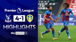 Eze shines as Palace score four past Leeds! | Crystal Palace 4-1 Leeds Utd | EPL Highlights