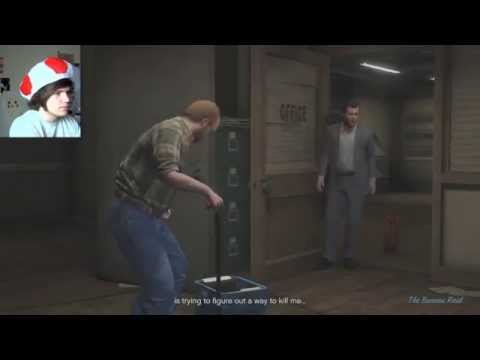 GTA 5 - OBAMA LOSES HIS BRAIN - (GTA V Lets Play #28)