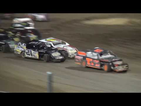 IMCA Modified B-Main Independence Motor Speedway 7/22/17