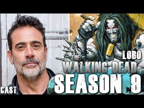 The Walking Dead Season 9 - The Cast's Dream Roles!