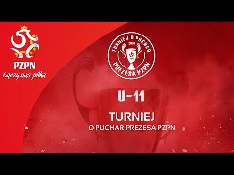 U-11   Turniej o Puchar Prezesa PZPN