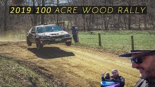 100 Acre Wood Rally 2019 American Rally Association