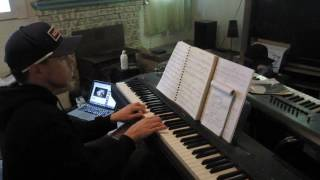 Harry Belafonte Day-O Banana Boat Song Piano Cover