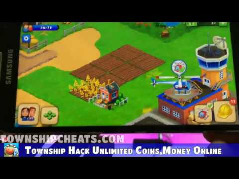 Township Hack Coins and Money 2017 (Android/iOS) - Township Cheat
