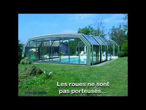motorisation roue pour abris de piscines akia system youtube. Black Bedroom Furniture Sets. Home Design Ideas