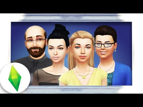 Let's Play The Sims 4 Hampton Falls | A New Town [Part 1]