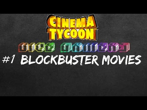 Let's Play ~ Cinema Tycoon #1 Blockbuster Movies