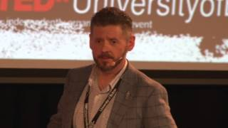 The Eternal Suffering of the Endurance Mind | Colin Robertson | TEDxUniversityofBolton