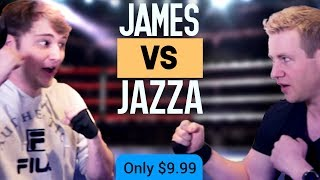 James vs. Draw With Jazza - This time it's personal