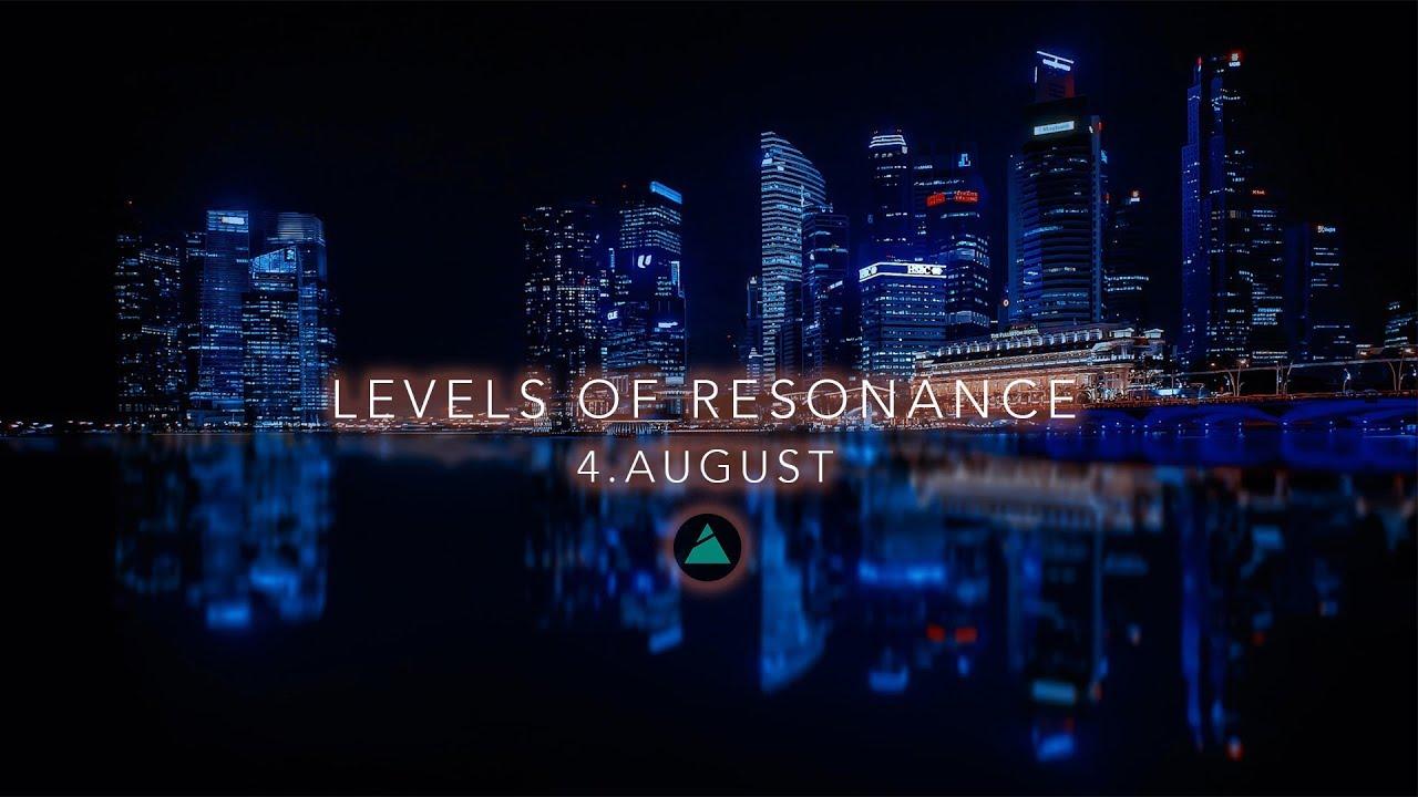 Levels Of Resonance - 4. August (Lyric Video) [Christian Drum