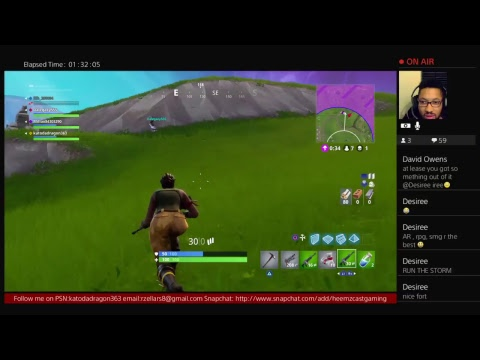 fortnite battle royale ps4 Coop w/Millaboy Gaming