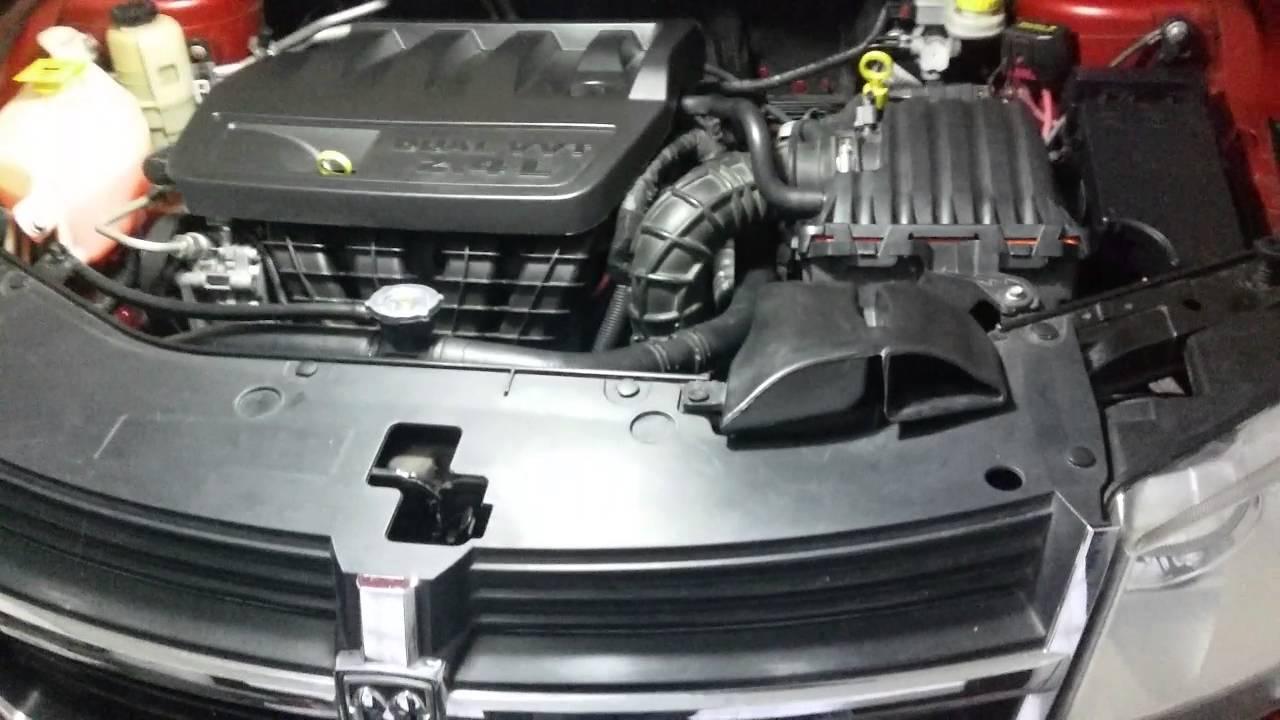 Falla P2173 Avenger Dodge 2 4l Rayo Rojo Cuarta Parte