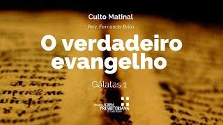 Culto Matinal - 03 de outubro de 2021