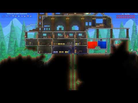 Terraria Zaventure 58 : Full Cobalt... Toujours noub !