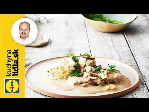Hovädzia roštenka na hubách | Roman Paulus | Kuchyna Lidla