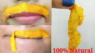 ఇది రాస్తే 2 నిముషాల్లో మీ అవాంఛిత రోమాలు రాలిపోతాయి Remedy for UpperLip hair removal