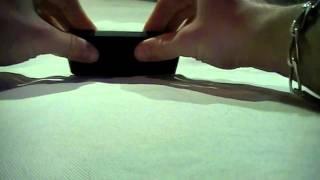 Coque iPhone 4 Slim & Sweet Noir