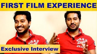 Exclusive Interview with Mathampatti Rangaraj about the first film experience |Mahandi Circus