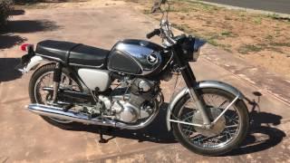 1966 Honda 305 CB77 For Sale