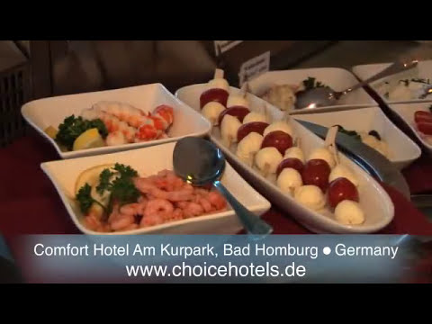 The Comfort Hotel Am Kurpark Bad Homburg Explore The Hotel With The Owner
