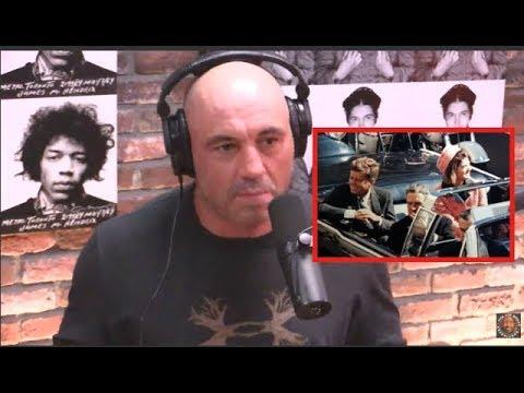 Joe Rogan Discusses JFK Assassination with Former CIA Officer