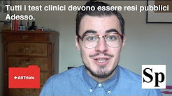 Lettera al Ministro Lorenzin: test clinici più trasparenti - AllTrials