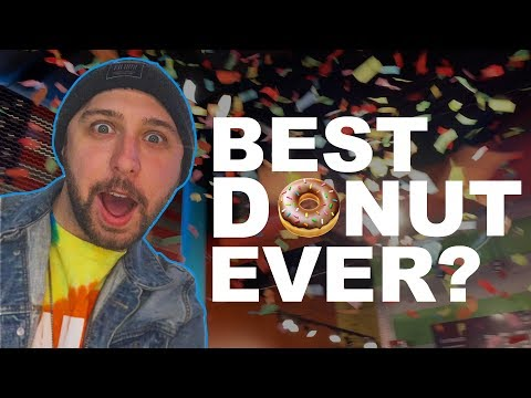 I SPENT 24 HOURS WITH HURTS DONUTS