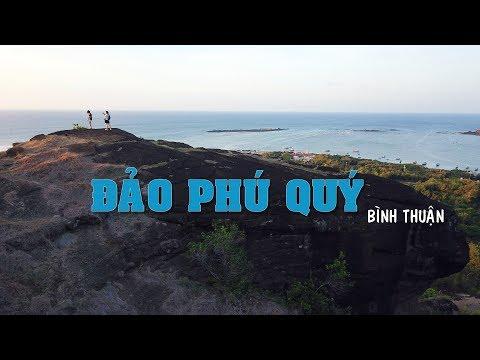 [Exploring Vietnam] ĐẢO PHÚ QUÝ   Du lịch Bình Thuận